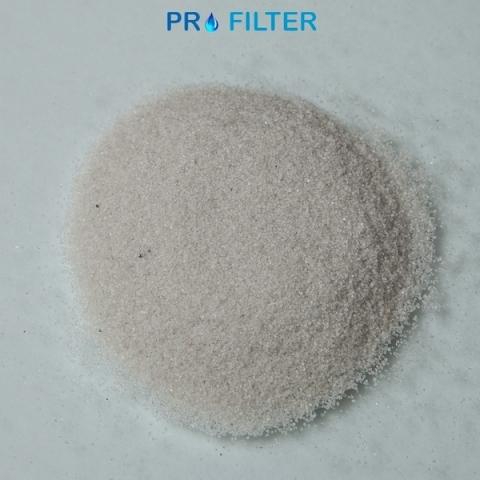 Фильтрующая загрузка Кварцевый песок и гравий (40 кг.)