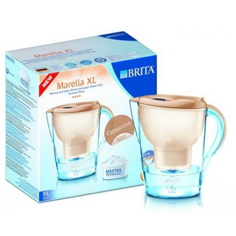 Фильтр-кувшин Brita Marella XL Cappuccino