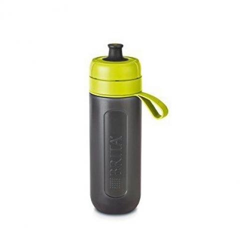 Фильтр-бутылка Brita Fill and Go Active салатовая