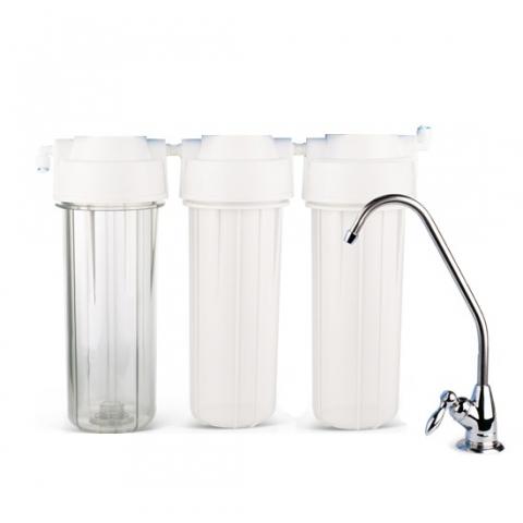 Фильтр под мойку Aquafilter FP3-2 купить фильтр в минске