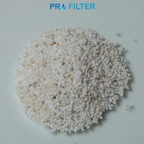 Фильтрующая загрузка Кальцит (фракция 1, 05.03.2016, 0 мм) (1 кг.)