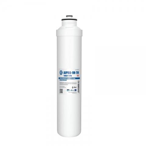 Линейный механический картридж Aquafilter AIPRO-1M-TW