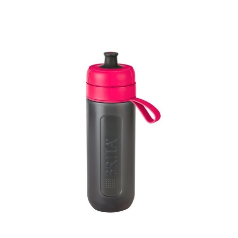 Фильтр-бутылка Brita Fill and Go Active розовая