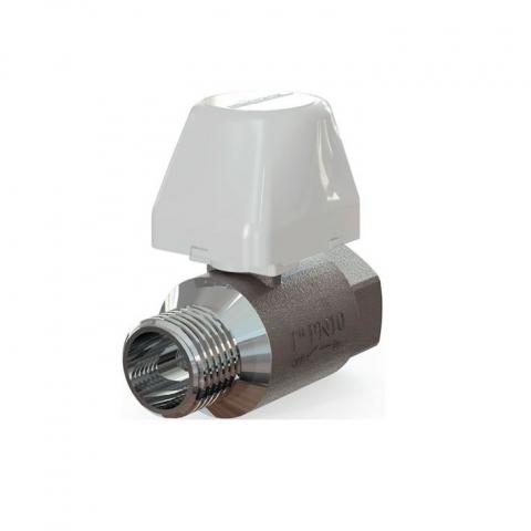 Кран Аквасторож-25 мод Эксперт АК33 (3-х контактный разъем)