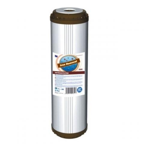 Картридж для проточного фильтра под мойку Aquafilter FCCFE обезжелезивание