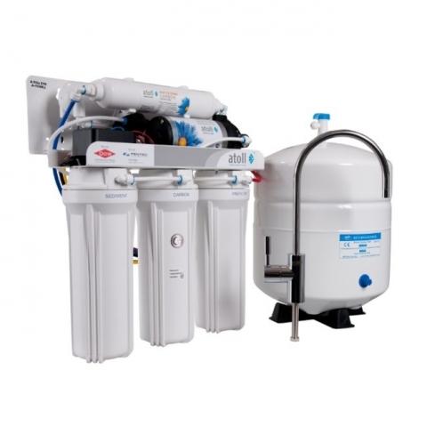 Система обратного осмоса Atoll A-560E купить в минске фильтр для воды