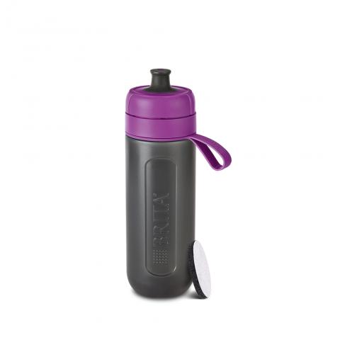 Фильтр-бутылка Brita Fill and Go Active фиолетовая