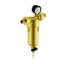 Магистральный сетчатый фильтр Гейзер Бастион 122 1/2 с манометром (d60)