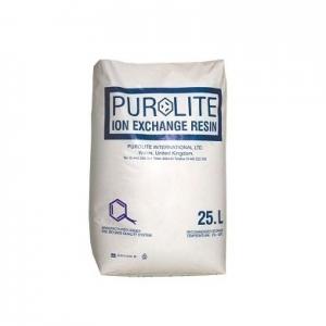 Анионообменная смола Purolite A-520E (Cl) (25 л)