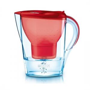 Фильтр - кувшин Brita Marella XL красный