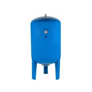 Гидроаккумулятор Unipump 150 л вертикальный с манометром