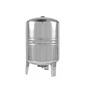Гидроаккумулятор Unipump 100 л вертикальный (нерж)