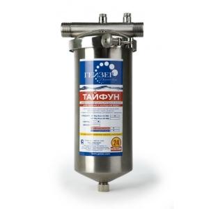 Магистральный фильтр Гейзер Тайфун 10ВВ комплексная очистка 32066
