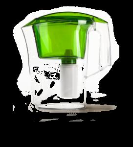 Фильтр-кувшин Гейзер Дельфин зеленый 62035