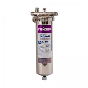 Корпус магистрального фильтра Гейзер Тайфун 10SL 1/2 для горячей воды