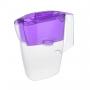 Фильтр-кувшин Гейзер Альфа 62047 фиолетовый