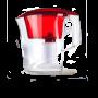 Фильтр-кувшин Гейзер Дельфин красный 62035