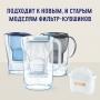 Комплект картриджей BRITA MAXTRA+ Жесткость (6 шт)